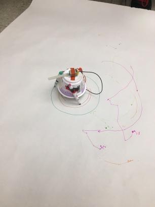 Art bot spin